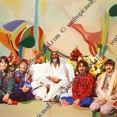 The Beatles With Marahishi Yogi
